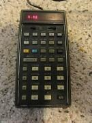 HP 55 Calculator