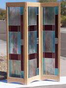 Glass Room Divider