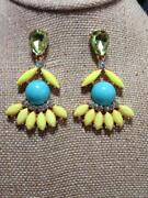J Crew Bubble Earrings
