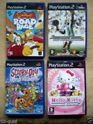 PS2 Games Bundle Kids