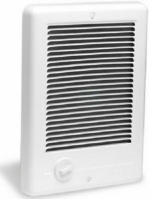 Cadet 67508 CSC101TW 120V 1000W White Com Pak Fan Forced Wall Heater wThermostat 120v Fan Forced Wall Heater