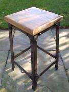 Vintage Kitchen Stool