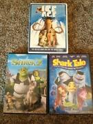 Ice Age DVD Lot