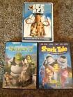 Ice Age DVD Lot