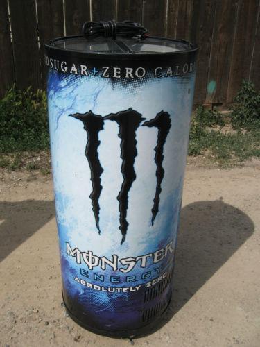 Monster Energy Fridge | eBay
