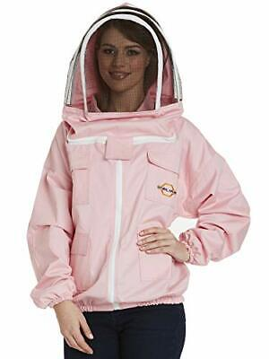 Natural Apiary Apiarist Beekeeping Jacket Suit Outfit 1 X Non-flammable Fenci...