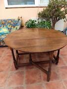 Antique Georgian Table