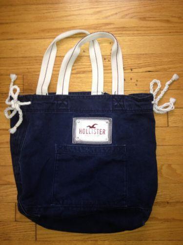 hollister school bags ebay