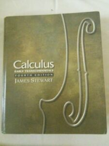 Calculus, Early Transcendentals 4th Edition