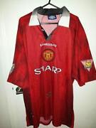 Manchester United Shirt 1996