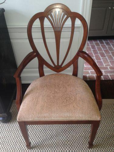 Ethan Allen Dining Room Chairs eBay : 3 from www.ebay.com size 375 x 500 jpeg 32kB
