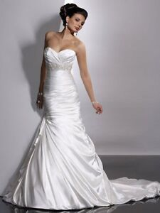 Band New Sottero & Midgely  Size 6 Adorae Wedding Dress