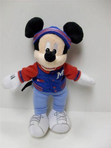 Mickey Mouse Doll Ebay