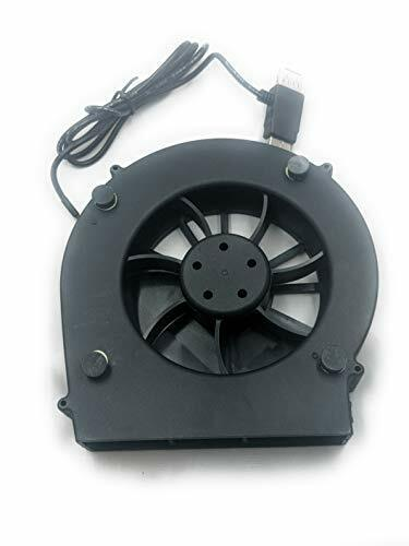 120x25mm Rear Exhaust Blower Fan 5 Volt with USB Connector