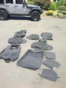 Silverado Crew Seat Covers