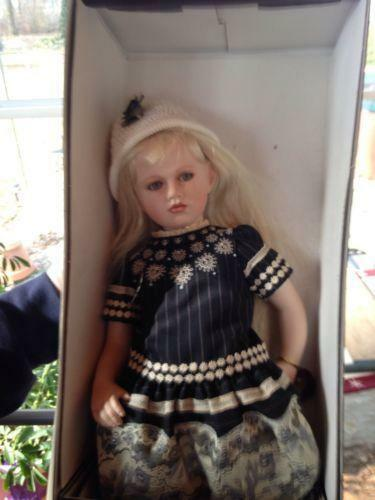 French Porcelain Doll Ebay