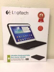 Logitech ultrathin keyboard folio for Galaxy tab 3