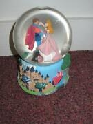 Sleeping Beauty Snowglobe