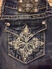 Miss Me Regular 33 Inseam Jeans for Women