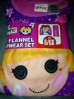 Lalaloopsy Polyester Sleepwear (Sizes 4 & Up) for Girls