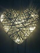 Heart Wreath Light