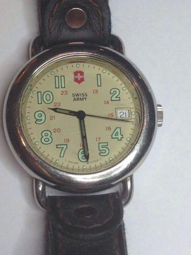 used mens watches swiss army ebay