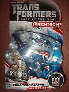 Transfomers dark of the moon thundercracker Brand new