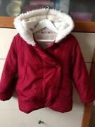 Girls Coat Age 5 Years