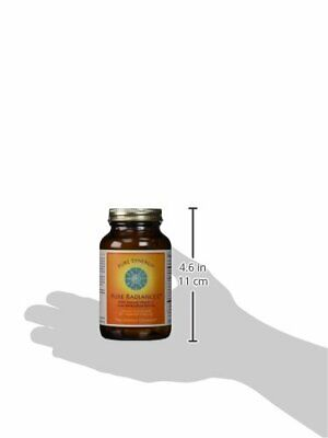 Pure Synergy Pure Radiance C Natural Wholefood Vitamin C 90 Vegetable Capsules 1
