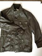 Coach Mens Leather Jacket