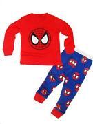 Boys Spiderman Pajamas