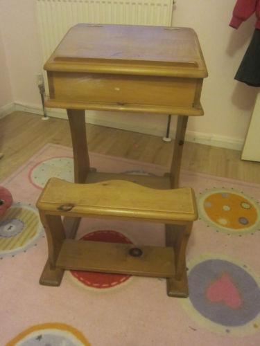 vintage school desk ebay 87974