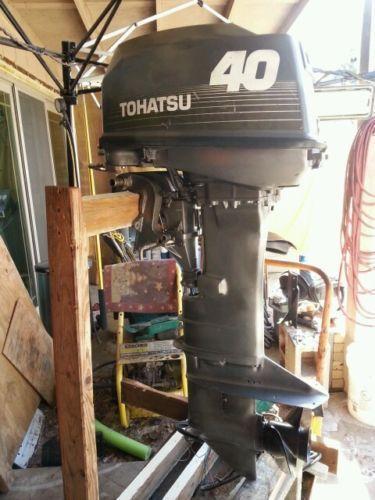 Tohatsu outboard motor ebay for Tohatsu outboard motors online