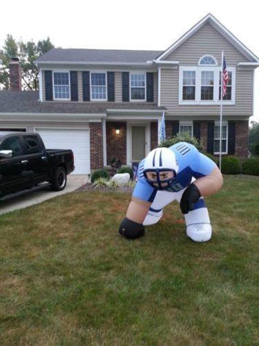 Inflatable Football Ebay