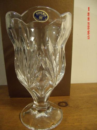 Czech Republic Bohemia Crystal Ebay
