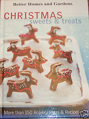 Better Homes & Gardens - Christmas Sweets & Treats  NEW ()