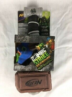 NEW NERF Zombie Strike Hammer Combat Kit w/Mask  Prop Cosplay ZedSquad FREE SHIP