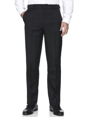 Farah Classic Men's Trouser Flexi Straight Suit Trousers W58 31L CS081 DD 08