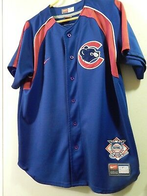 MLB National League *Chicago Cubs* #12 Alfonso Soriano [Adult Med.] Nike Jersey