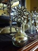 Mercury Glass Bottle