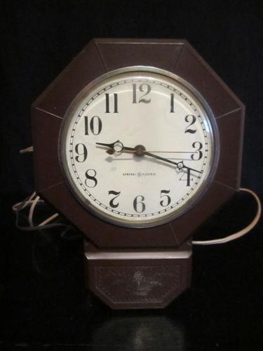 Vintage Regulator Clock Ebay