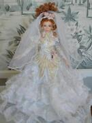 Porcelain Bride Doll