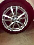 Lexus IS250 Rims