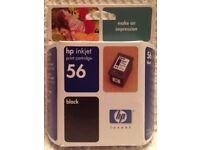HP Inkjet 56 Ink cartridge - black
