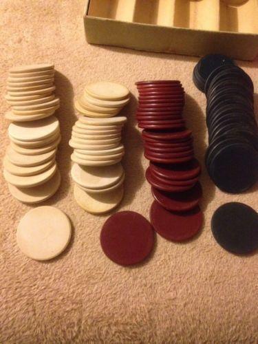 Ebay vintage poker chips