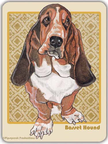 Basset Large Cutting Board
