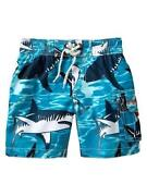 12 Month Boys Swimming Trunks