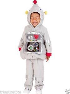 Robot costume ebay toddler robot costume solutioingenieria Choice Image