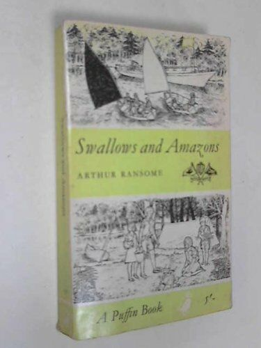 Swallows and Amazons,ACCEPTABLE Book