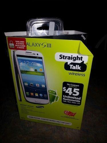 Straight Talk Galaxy S3